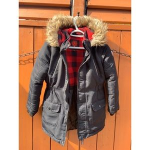 Other - Girls Canadiana Winter Jacket